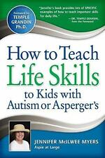 How to Teach Life Skills to Kids with Autism or Asperger's by Jennifer...