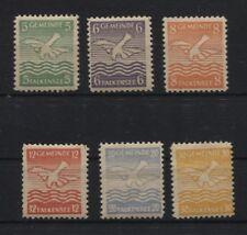 Lokalausgabe (nichtamtlich) Falkensee 1-6 postfrisch (B06290)