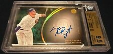 Kris Bryant 2016 Topps The Mint Baseball Franchise Autograph Green Parallel /10