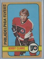 1972-73 OPC Hockey #14 Bobby Clarke Philadelphia Flyers EX+ well centered