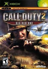 Call of Duty 2: Big Red One - Original Xbox Game