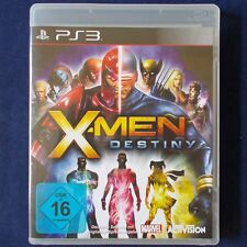 Ps3-PlayStation ► X-Men: Destiny ◄ dt. version | impecable