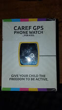 Caref Kids GPS Tracking Phone Watch Blue
