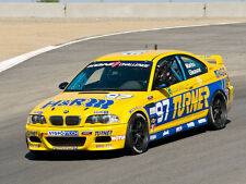BMW M3 E46 - Motorsport Teilekatalog - Racing Catalogue - Gruppe A / Group A