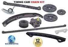 FOR VOLVO S40 V50 1.8 125BHP 2004-- NEW TIMING CAM CHAIN KIT COMPLETE *OE