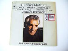 Gustav Mahler - Des Knaben Wunderhorn, Leonard Bernstein, LP  Vinyl (27)