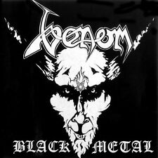 VENOM - BLACK METAL - CD SIGILLATO 2002 WITH BONUS TRACKS
