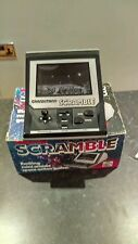 GRANDSTAND ELECTRONIC VINTAGE SCRAMBLE GAME BOXED GREAT USED CONDITION