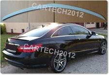 Mercedes W207 A207 E Coupe Cabriolet Boot Trunk Lid Spoiler AMG
