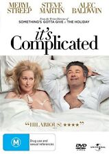 IT'S COMPLICATED * NEW SEALED DVD * REGION 2 & 4 * MERYL STREEP - ALEC BALDWIN