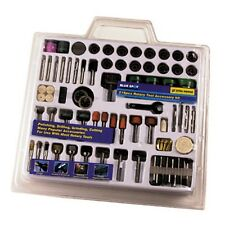 216pc ROTARY TOOL ACCESSORY KIT / WILL FIT A DREMEL TOOL WITH LIFETIME GUARANTEE