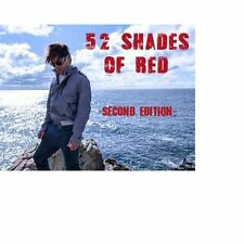 52 Shades of Red- Magic Trick (Gimmicks included) Version 2 by Shin Lim
