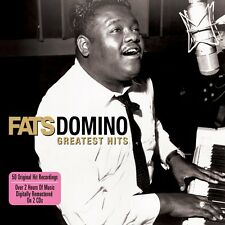 Fats Domino Greatest Hits 2-CD NEW SEALED Ain't That A Shame/Blueberry Hill+