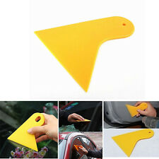 New Bubble Plastic Scraper Tool car Carbon Fiber Vinyl sticker Film applicator