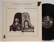 Joachim Kühn & Jan Akkerman        The Stuttgart Concert    Sandra      NM # 38