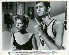 ANTHONY PERKINS ANNE JACKSON TALL STORY 1960 VINTAGE PHOTO ORIGINAL #2