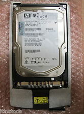 HP Invent 10k Rpm 36.4GB Ultra 320 SCSI Hard Drive With Caddy 365699-001