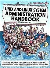 Unix and Linux System Administration Handbook 4th Int'l Edition