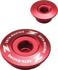 ZETA ENGINE PLUG (RED) ZE89-1120 Fits: Honda TRX400EX Sportrax,TRX450ER Electric