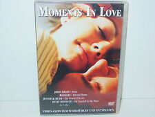 "*****DVD-VARIOUS ARTISTS""MOMENTS IN LOVE""-2004 Sony Music*****"