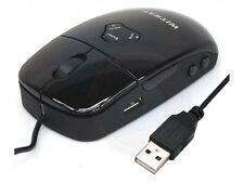 Multifunction USB Hub Laptop Computer PC Full Size Mouse with USB Port