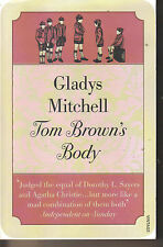 GLADYS MITCHELL - Tom Brown's Body P/B Mrs Bradley 22