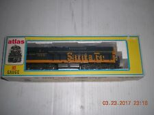 Atlas HO scale Santa Fe SD-24 Diesel Locomotive