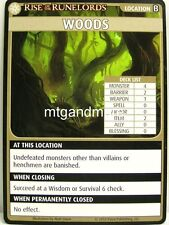 Pathfinder Adventure CARD GAME - 1x woods-rise of the runelords