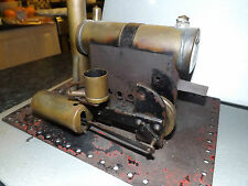 Bowman steam engine E135 1930's live steam toy