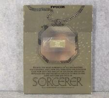 Sorcerer for CP/M Version 2 8-inch disk by Infocom 1984 folio computer game CPM