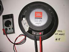 """Used JBL 2447J Compression Driver 1.5"""" Throat 16 Ohms #1"""