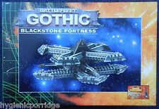 1999 BATTLEFLEET GOTHIC Blackstone Fortezza Games workshop Space flotta BFG 40K