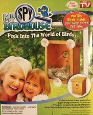 As Seen On Tv My Spy Birdhouse