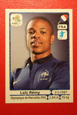 Panini EURO 2012 N. 479 FRANCE REMY  NEW With BLACK BACK TOPMINT!!