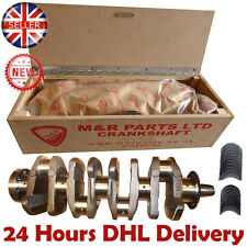 MAZDA 6 R2 2.2 MZR-CD DIESEL CRANKSHAFT + MAIN & BIG END BEARINGS STD