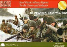 Plastic Soldier - US Infantry heavy weapons - 1:72