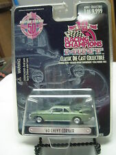 Racing Champions Mint Motor Trend 50th 1960 Chevy Corvair Chevrolet 1/9,999