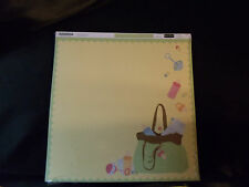 Scrap Book Paper-Baby theme-25 Pack
