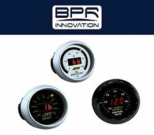 AEM 3 Gauges Combo Set - UEGO WideBand A/F Ratio + Turbo Boost + Oil Pressure