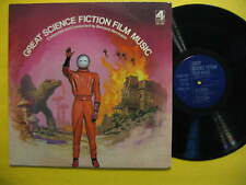 BERNARD HERRMANN:GREAT SCIENCE FICTION FILM MUSIC-ELECTRONIC SYNTH-ORCHESTRA