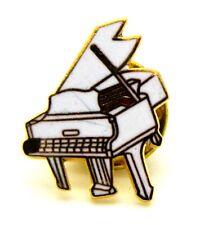Pin Spilla Pianoforte A Coda cm 1,6 x 1,9 - (Cod. M128)