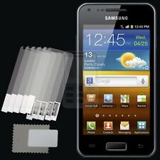 5x CLEAR PET Screen Protector for Samsung Galaxy S Advance i9070