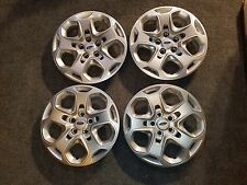 "Set Of 4 New 2010 2011 2012 Fusion 17"" Wheel Covers Hubcaps 7052"