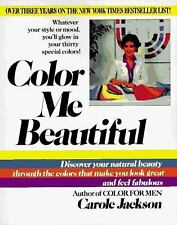 Color Me Beautiful - Jackson, Carole - Paperback