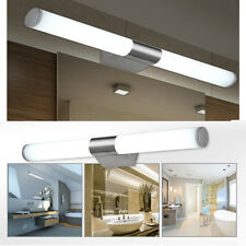 Modern Bathroom LED Front Mirror Light Toilet Make-up Lamps Wall Light Fixture