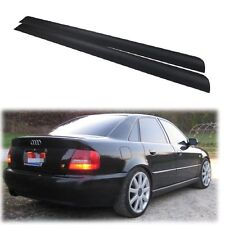 AUDI A4 B5 SEDAN S4 REAR WINDOW ROOF SPOILER WING UNPAINT ◣