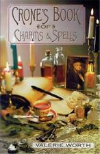 Crone's Book of Charms & Spells, by Valerie Worth!
