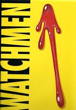 COFFRET COLLECTOR PANINI ALAN MOORE + DAVE GIBBONS : ABSOLUTE WATCHMEN