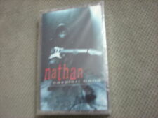 SEALED RARE OOP Nathan Cavaleri Band CASSETTE TAPE '94 Michael Jackson MJJ blues