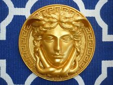 Medusa Italian Design Home Decoration Plate /Plaque - Versace